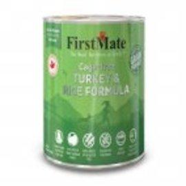 FirstMate Firstmate Cat Turkey & Rice 12.2oz