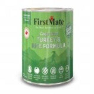 FirstMate Firstmate Cat Turkey & Rice 12.2z