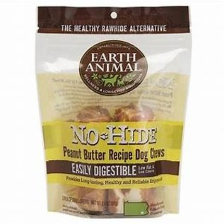 "Earth Animal Earth Animal No Hide PB 7"" 2 Pack"