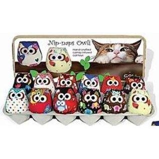 Goli Goli Cat Nip Naps Owli