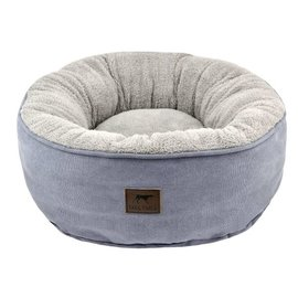 Tall Tails Tall Tails Donut Bed Grey SM