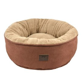 Tall Tails Tall Tails Donut Bed Brown SM