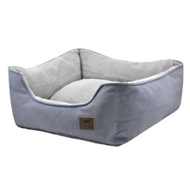 Tall Tails Tall Tails Bolster Bed Gray LG