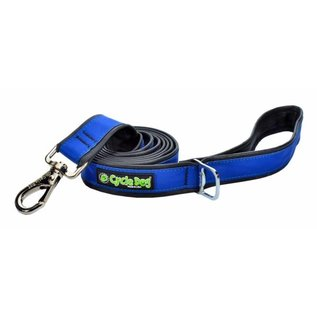 Cycle Dog Cycle Dog Reflective Leash 6ft Blue