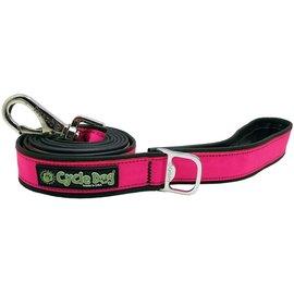 Cycle Dog Cycle Dog Reflective Leash 6Ft Hot Pink