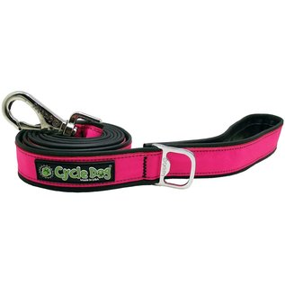 Cycle Dog Cycle Dog Reflective Leash 6Ft Hot Pink