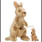 Fluff & Tuff Fluff & Tuff Phoebe & Joey Kangaroo