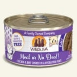 Weruva Weruva Cat Meal Or No Deal Pate 5.5oz
