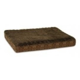 Aspen Pet Orthopedic Plush/Jacquard Dog Bed 27X36