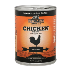 Redbarn Pet Products Redbarn Dog Chicken Stew 13oz