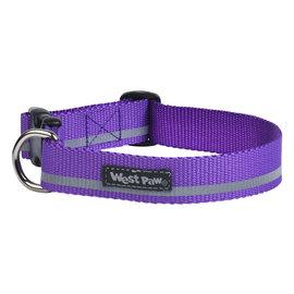 West Paw West Paw Dog Collar Dewberry SM