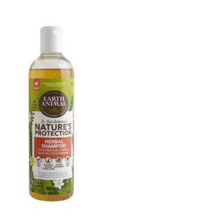 Earth Animal Earth Animal Dog Nature's Protection Shampoo Herbal 12oz