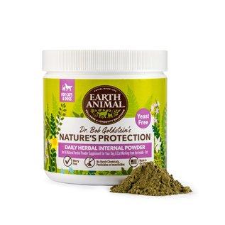 Earth Animal Earth Animal Dog Internal Powder Yeats 8oz