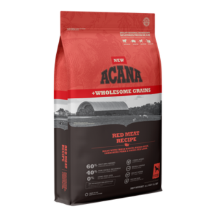 Acana Acana Dog Red Meat & Wholesome Grains 4#