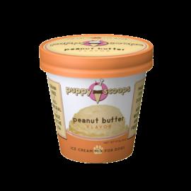 Puppy Cake Puppy Scoops Ice Cream Mix Peanut Butter  2.32oz
