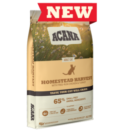 Acana Cat Homestead Harvest 4#