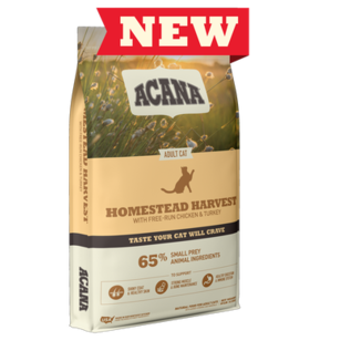 Acana Acana Cat Homestead Harvest 4#