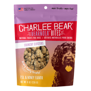 Charlee Bear Bearnola Peanut Butter Honey 8oz