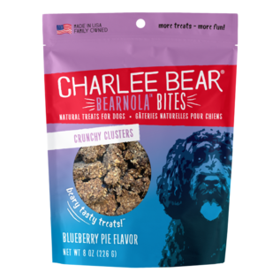 Charlee Bear Bearnola Blueberry Honey 8oz