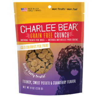 Charlee Bear GF Turkey & Sweet Potato 8oz