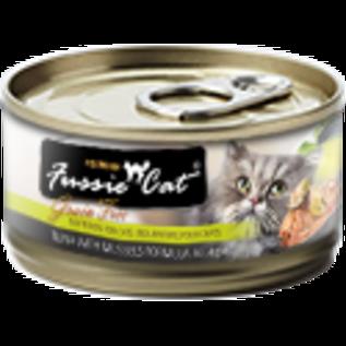 Fussie Cat Fussie Cat Tuna with Mussels Formula in Aspic 5.5oz