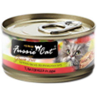 Fussie Cat Fussie Cat Tuna Formula in Aspic 5.5oz
