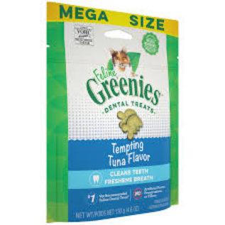 Greenies Tempting Tuna Dental Treat Cat 4.6 oz.
