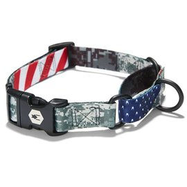 Wolfgang WolfGang Digital Dog Martingale Collar LG