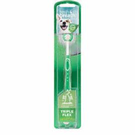 Tropiclean Tropiclean Triple Flex Toothbrush SM