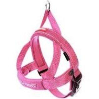 Ezydog Quick Fit Harness Pink MD