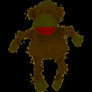 Huggle Hounds Knottie Sock Monkey Large