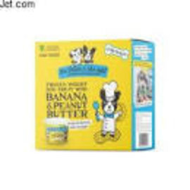 Bosco & Roxy The Bear & Rat Frozen Yogurt PB Banana Dog 4pk