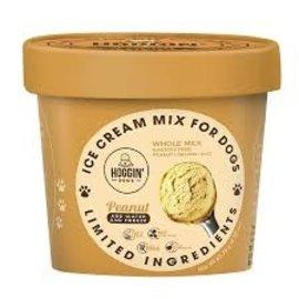 Puppy Cake Hoggin Dogs Ice Cream Mix Peanut 4.65oz