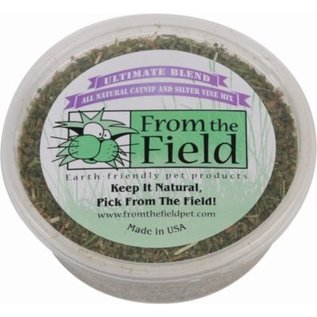 From The Field Ultimate Blend Silver Vine/Catnip 1oz Tub