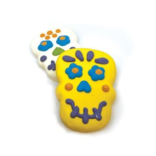 Bosco & Roxy's Candy Skull