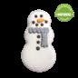 Bosco & Roxy's Snowman