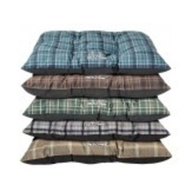 DMC Realtree Plaid Dog Bed 30X40