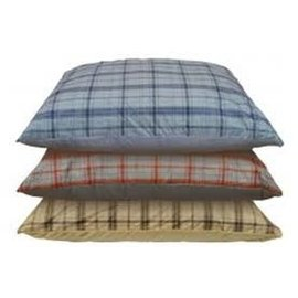 DMC Giant Brushed Plaid Bed 42x52