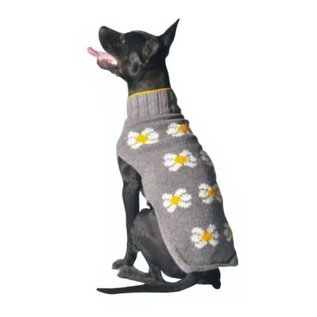 Chilly Dog Chilly Dog Daisy Sweater XL