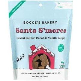 Bocces Dog Santa 6oz