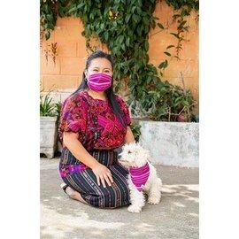Sam & Nala Sam & Nala Tropical Punch Cotton Face Mask