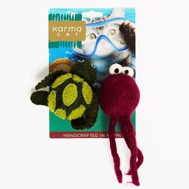Distinctly Himalayan Distinctly Himalayan Aquatic Cat Toy 2 Pack
