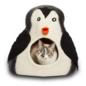 Distinctly Himalayan Distinctly Himalayan Felt Penguin Cat Cave