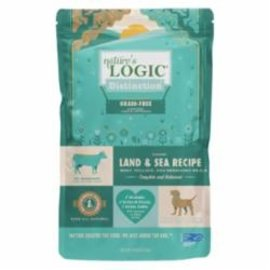 Nature's Logic Nature's Logic Distinction GF Land & Sea Recipe 24#