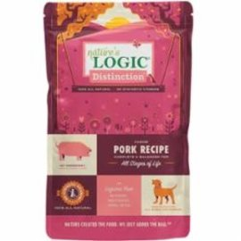 "Nature's Logic Nature""s Logic  Distinction Pork 4.4#"