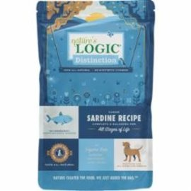 "Nature's Logic Nature""s Logic Distinction Sardine 4.4#"