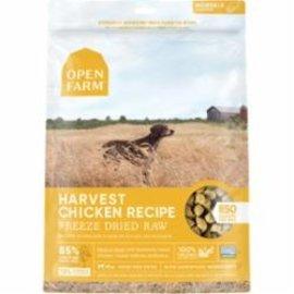 Open Farm Open Farm Dog FD Harvest Chicken 13.5oz