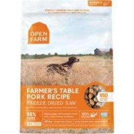 Open Farm Open Farm Dog FD Morsels Pork 3.5oz