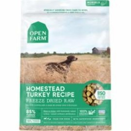 Open Farm Open Farm Dog FD Morsels Turkey 3.5oz