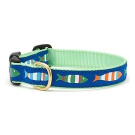 Up Country Up Country Funky Fish Collar XS